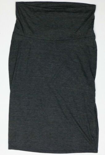 New Old Navy Maternity Clothes Summer Gray Skirt Women