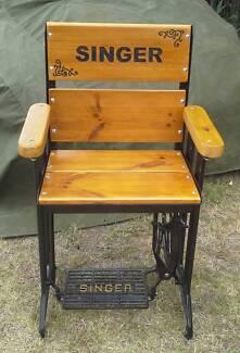 SINGER SEWING SEAT