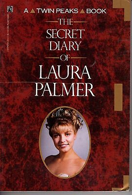 TWIN PEAKS  LAURA PALMER'S SECRET DIARY CHEAP PRICE