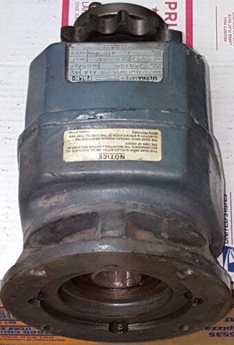 ULTRAMITE (FALK) 04UCBN2A20A1A Gearbox Speed Reducer, Ratio 20.23, M.F. 56C
