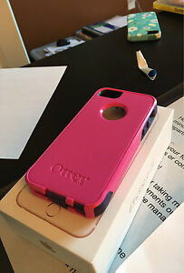 Pink/Purple otter box case❗️