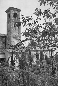 Cartolina-Postcard-S-Vitale-Baganza-Chiesa-Lato-sud-anni-039-60