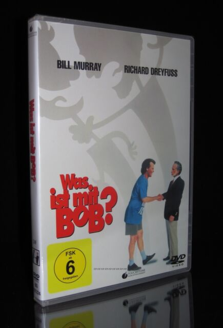 - DVD WAS IST MIT BOB - BILL MURRAY + RICHARD DREYFUSS - Regie: FRANK OZ * NEU *