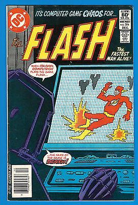 FLASH # 304  Volume 1 DC 1981 (vg-fn) Firestorm
