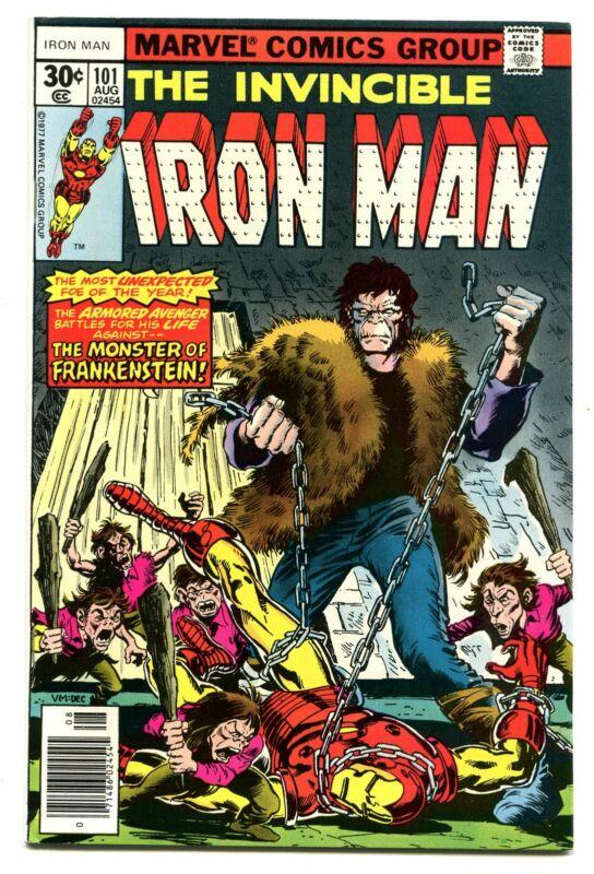 IRON MAN # 101