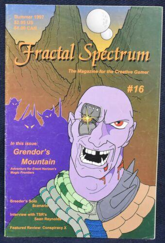 Fractal Spectrum number 16 summer 1997 mag