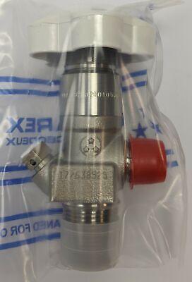 Rotarex Ceodeux D20010167 Cga320 Linde436 High Pressure Valve