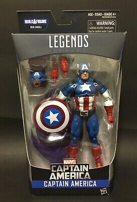 Marvel Legends Captain America Onslaught BaF