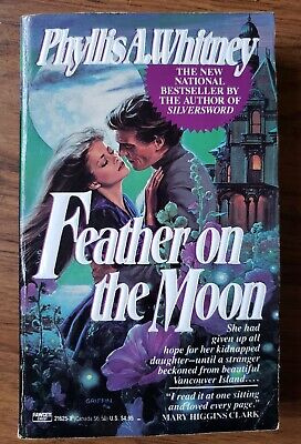 Feather on the Moon by Phyllis A. Whitney (1989,