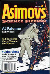Asimov's Science Fiction July 2013