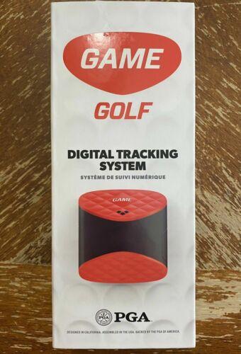 PGA GAME GOLF Digital Tracking System ~ Golf Shot Tracking. Brand New, Unused!