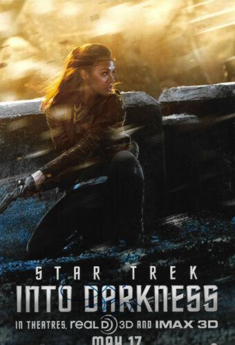 """Zoe Saldana """"Star Trek"""" Autogramm signed 20x30 cm Bild"""