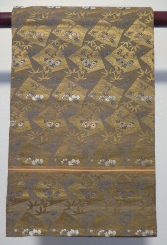 #78 Vintage Japanese Silk Maru Obi