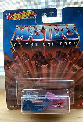 Hot Wheels Premium Masters of the Universe Land Shark by Mattel