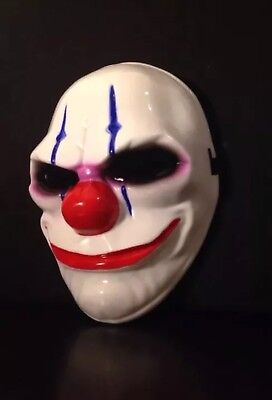 Chains The Heist PAYDAY 2 Mask Halloween Costume - Payday 2 Halloween Costumes