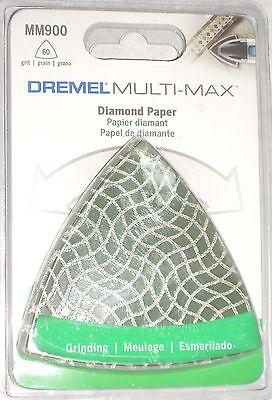 Dremel Mm900 Multi-max Diamond Paper 60g Grinding Sanding