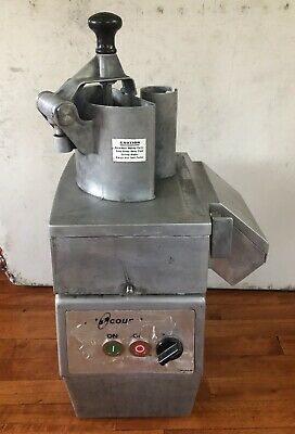 Robot Coupe R6n-220v-3phase-good Condition