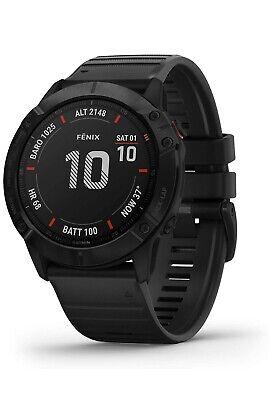 Garmin Fenix 6X Pro Reloj GPS Negro