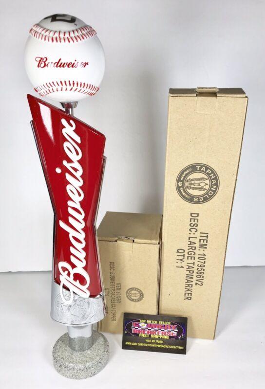 "Budweiser San Diego Padres MLB Baseball Beer Tap Handle 15"" Tall Brand New RARE!"
