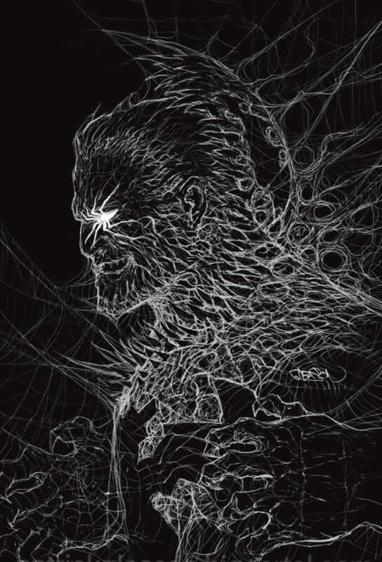 Venom #35 | #200 Virgin Variant by Patrick Gleason | Ltd to 2500🔥KEY🔥SOLD OUT