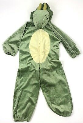 Dinosaur Dragon Animal Costume Halloween Playtime Dress Up Size 7-8 L 50