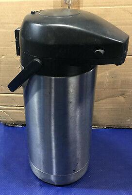 Hormel Airpot Coffee Server Dispenser 3.5l Sv350 Pump Jumbo