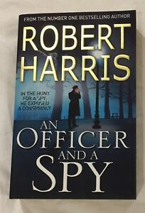 An Officer and a Spy, Robert Harris, Historical Fiction, Like New Bentleigh East Glen Eira Area Preview