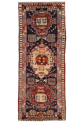 Runners Oriental Sarab Tribal Hand Knotted Wool