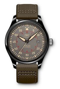 IWC Pilot Mark XVIII Top Gun Miramar Gents Watch IW324702 - RRP £4690 - NEW