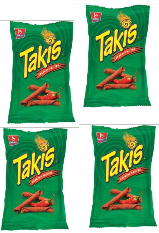Takis Original Mexican Chips 4/68 Gr/each