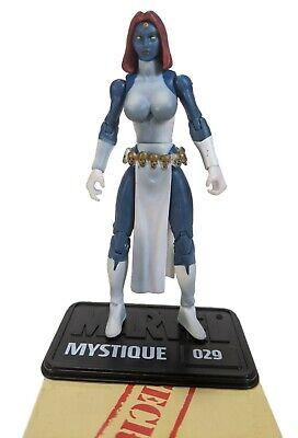 "Marvel Universe Mystique 3.75"" inch Action Figure LOOSE #029 X-Men Hasbro"