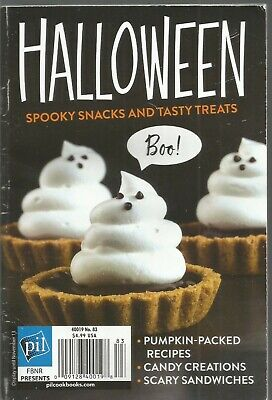 Halloween Recipes Snacks (Halloween Spooky Snacks And Tasty Treats Favorite Brand Name Recipes)