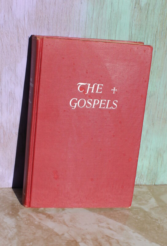 The Gospels - J.B. Phillips, Hardcover, 1955