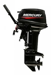 Mercury 15hp Super 2 Stroke Outboard New Norfolk Derwent Valley Preview