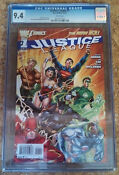 Justice League New 52 1 1st Print