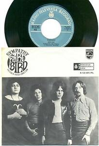 YUGOSLAVIA-RARE-BIRD-SYMPATHY-RTB-7-039-039-45rpm-1969-RARE-RECORD
