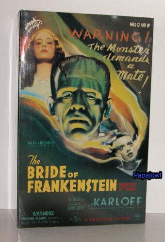 "Universal Monsters Sideshow Boris Karloff The Bride of Frankenstein 12"" Figure"