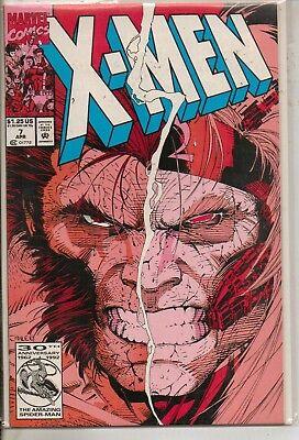*** MARVEL COMICS X-MEN #7  VF ***