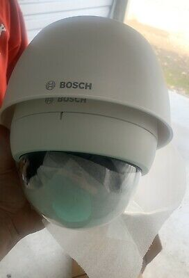 BOSCH Autodome VG4-MCPU-100 Outdoor SECURITY CAMERA with Housing !!
