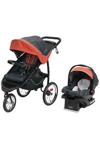 Stroller Graco FastAction fold jogger click connect travel syste