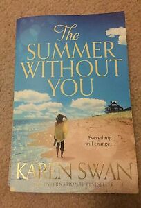 The Summer without you - Karen swan Novel