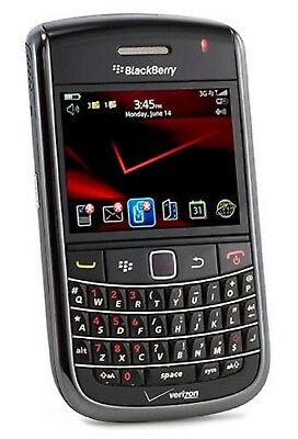 GREAT!!! BlackBerry BOLD 9650 Camera WIFI QWERTY Global VERIZON Smartphone