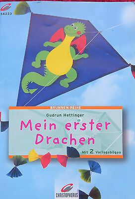 Mein erster Drachen. Brunnen-Reihe,  Band 56223 von Gudrun Hettinger