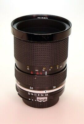 NIKON AI 35-70MM F3.5 ZOOM LENS MADE IN JAPAN