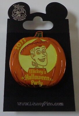 Disney DLR Mickey S Halloween Party 2013 Kürbis Box Set Woody nur Pin