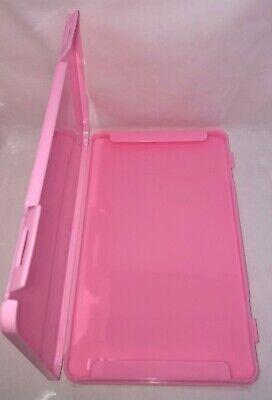 Maskenbox für Mundschutz Aufbewahrungsbox Masken ideal zur Aufbewahrung schlank!