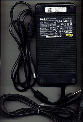 Dell Precision Alienware Laptop AC adapter M5000 M6600 series  PA-7E 10.8 Amp for sale  Abington