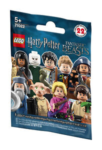 LEGO Minifigures Harry Potter und Phantastische Tierwesen 71022 günstig kaufen