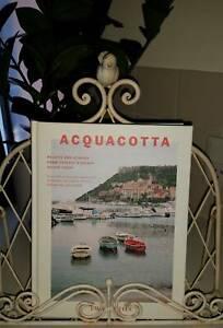 Aquacotta. Italian food of southernmost Tuscany. Emika Davies. BN
