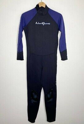 1mm Rear Zip Wetsuit X-Large 1100 TommyDSports Glider Stretch Series